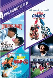 4 Film Favorites: Kids Sports Collection (Little