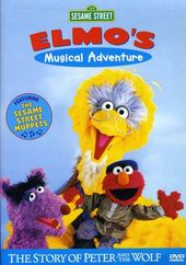 Sesame Street - Elmo's Musical Adventure: The