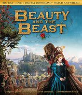 Beauty and the Beast (Blu-ray + DVD)