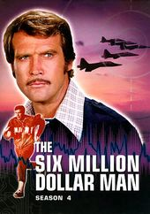 The Six Million Dollar Man - Season 4 (8-DVD)