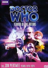 Doctor Who - #055: Terror of the Autons