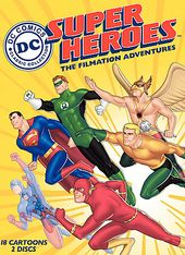 DC Super Heroes - Filmation Adventures (2-DVD)