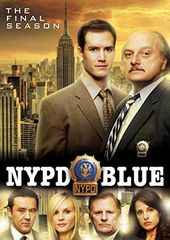 NYPD Blue - Final Season (5-DVD)
