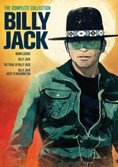 Billy Jack - Complete Collection (3-DVD)