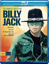 Billy Jack - Complete Collection (Blu-ray)