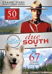 Due South - Complete Series (8-DVD)