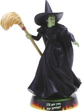 The Wizard Of Oz - Wicked Witch Figurine