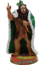 The Wizard Of Oz - Cowardly Lion Figurine
