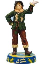 The Wizard Of Oz - Scarecrow Figurine