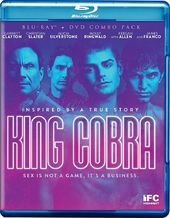 King Cobra (Blu-ray + DVD)