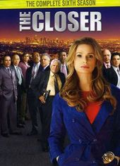 The Closer - Complete 6th Season (3-DVD)