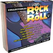 I Love Rock & Roll - Bundle #6 (3-CD)
