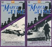 The March of Time: The Battle Beyond (2-VHS)