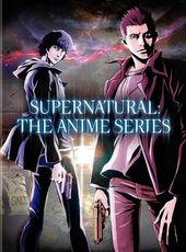 Supernatural - The Anime Series (3-DVD)