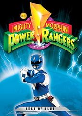 Might Morphin Power Rangers: Best of Blue