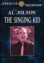 The Singing Kid (Full Screen)