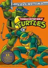 Teenage Mutant Ninja Turtles - Season 2