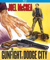 The Gunfight at Dodge City (Blu-ray)