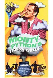 Monty Python's Flying Circus - Set 4 (3-VHS Set)