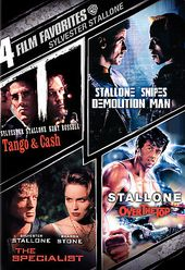 Sylvester Stallone: 4 Film Favorites (Tango &