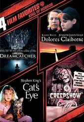 Stephen King: 4 Film Favorites (Dreamcatcher /