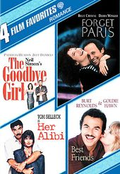 4 Film Favorites: Romance (The Goodbye Girl /