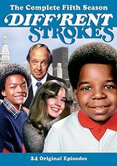 Diff'rent Strokes - Complete 5th Season (3-DVD)