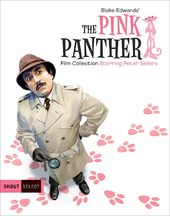 The Pink Panther Film Collection (Blu-ray)