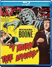 I Bury the Living (Blu-ray)