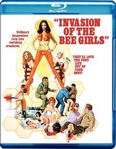 Invasion of the Bee Girls (Blu-ray)