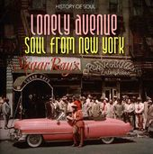 Lonely Avenue: Soul from New York, Volume 1 (2-CD)