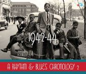 A Rhythm & Blues Chronology 2: 1942-44 (4-CD)
