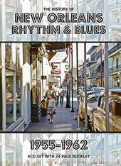 The History of New Orleans Rhythm & Blues