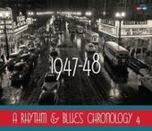 A Rhythm & Blues Chronology 4: 1947-48 (4-CD)