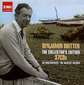 Britten - The Collector's Edition (37-CDs)