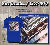 1967-1970 (Remastered) (2-CD w/ T-Shirt)