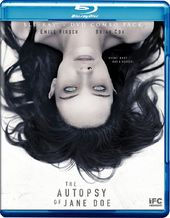 The Autopsy of Jane Doe (Blu-ray + DVD)