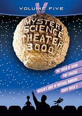 Mystery Science Theater 3000: Volume V (4-DVD)