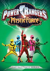 Power Rangers: Mystic Force - Complete Series
