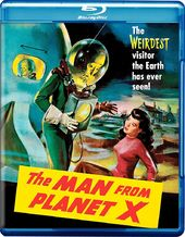 The Man from Planet X (Blu-ray)