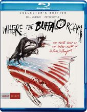 Where the Buffalo Roam (Blu-ray)