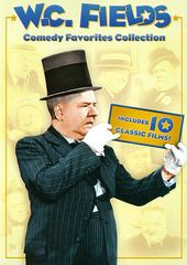 W.C. Fields Comedy Favorites Collection (3-DVD)
