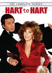 Hart to Hart - Complete Series (29-DVD)