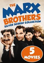 The Marx Brothers - Silver Screen Collection: