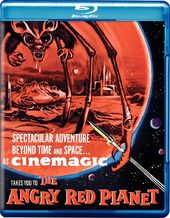 The Angry Red Planet (Blu-ray)
