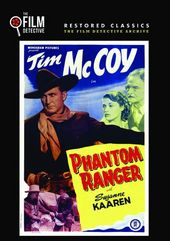 Phantom Ranger (The Film Detective Restored