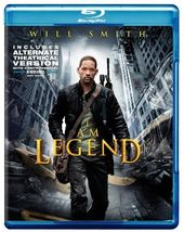 I Am Legend (Blu-ray, Original & Alternate