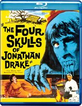 The Four Skulls of Jonathan Drake (Blu-ray)