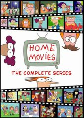 Home Movies - Complete Series (12-DVD)