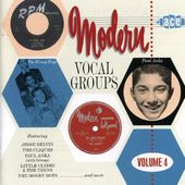 Modern Vocal Groups, Volume 4